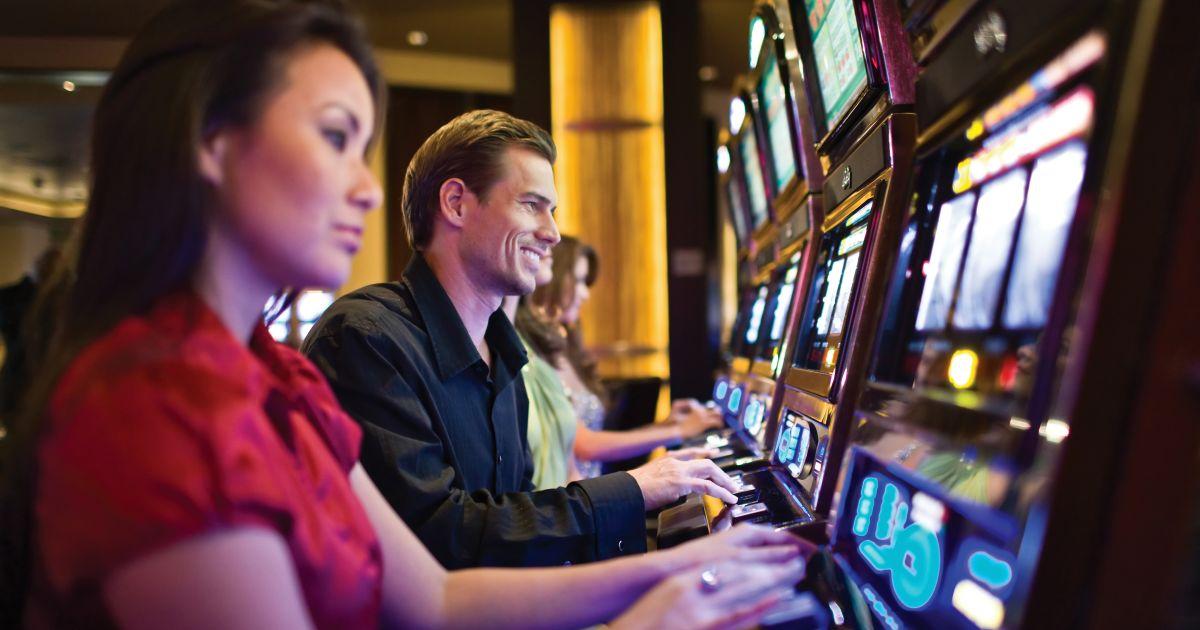 Slots at Hard Rock Atlantic City   Hard Rock Hotel & Casino