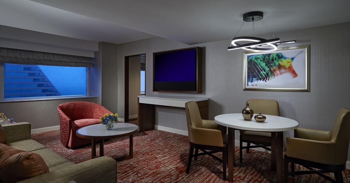 South Tower Fillmore Suite Hard Rock Hotel Casino Atlantic City